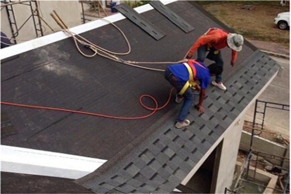 坡屋面节点形式结构形式依次为:钢筋混凝土现浇板