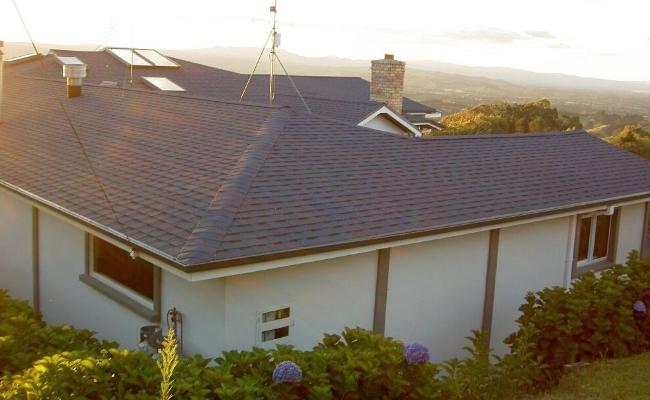 木结构屋面不低于30mm的任何建筑,除了具备瓦的所有功能外,它还有一个